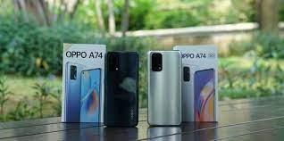 Harga Dan Spesifikasi Hp OPPO A74 Terbaru