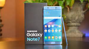 Intip Spesifikasi Galaxy Note 7 Dan Harganya