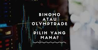 Pengertian Antara Binomo dan Olymp Trade