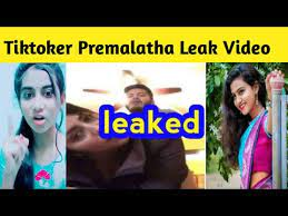 Premalatha Chinnu Dan Premalatha Chinnu Viral Video Tiktok