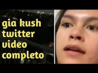 Gia Kush Video Del Sismo Video Completo