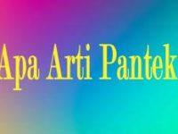 Artinya Pantek Dalam Bahasa Sunda