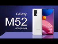 Intip Spesifikasi Dan Harga Hp Samsung M52 Terbaru
