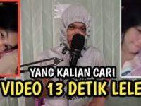 Lele 13 Detik Video Lele Pubg Viral