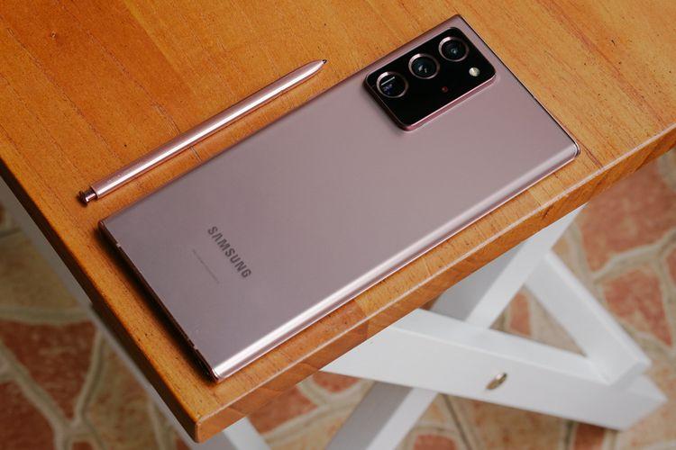 Spesifikasi Dan Harga Hp Samsung Galaxy Note 20 Ultra Terbaru