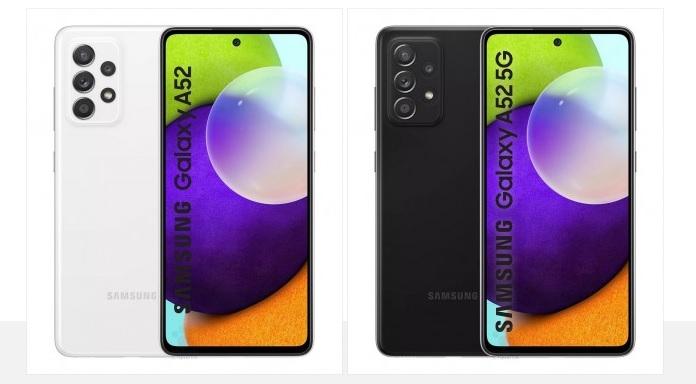 Spesifikasi Dan Harga Samsung Galaxy A52 4G Terbaru